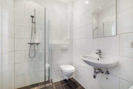 Badkamer voor verkoopstyling